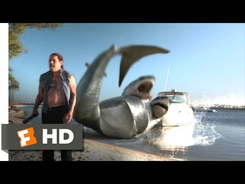 3 Headed Shark 9 10 Movie Clip Never Seen Anything Like That 2015 Hd