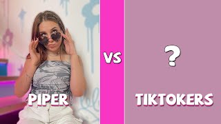Piper Rockelle Vs Tiktokers Tiktok Dance Battle MP3