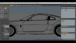 03 modo car modelling tutorial starting the car model