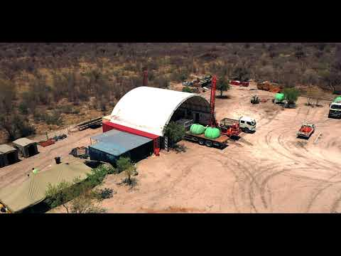 Have a look at our 2020 Khoemacau Copper Mining project in Botswana