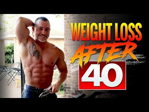 Weight Loss For Men Over 40 (3 BEST TIPS!)