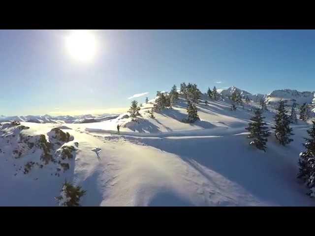 Station de ski de fond de Nistos : Le domaine des dieux