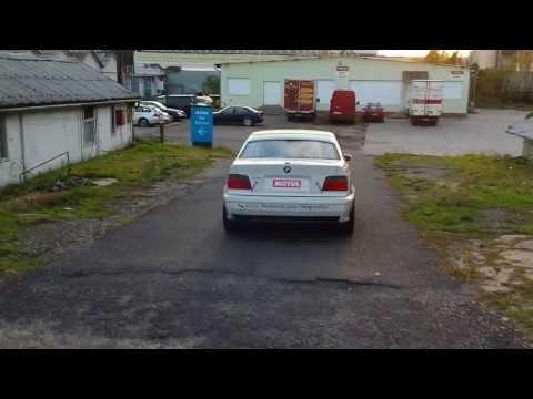 BMW E36 S65 V8 M3 engine