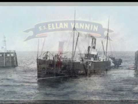 My Island Folk Music - The Ellan Vannin Tragedy.