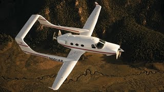 5 Unique Push pull aircraft