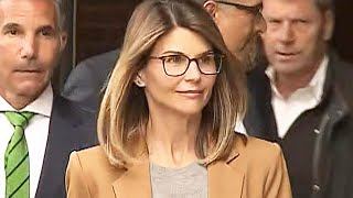 Lori Loughlin And Husband Sentenced To Federal Prison Time