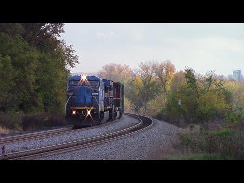 Railfanning Journal 20 Conrail In Wisconsin