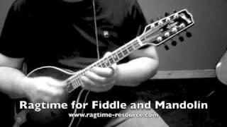 Mandolin Lesson - Pig Ankles Rag