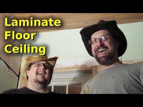 Laminate Floor Ceiling