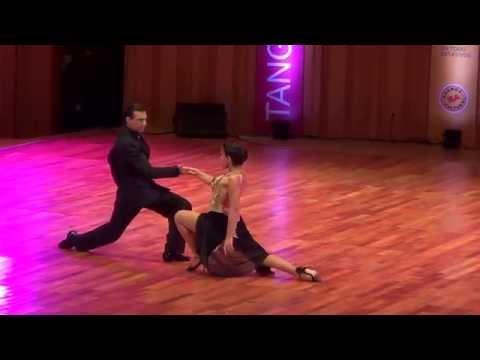 Presentaron el Festival Mundial de Tango
