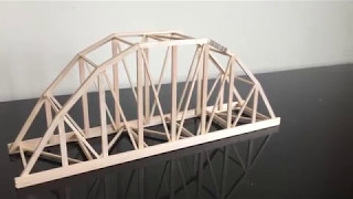 This time lapse captures a couple of hours of the construction of my Parker truss bridge for my engineering class. 12. May 2017 - 13.