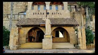 Roman Boutique Hotel Пафос Кипр Обзор отеля Июнь 2021