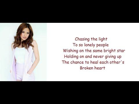 Chasing The Light - Julie Anne San Jose Lyrics