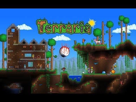 Terraria [] Ep 7 [] Skeletron, King Slime si invazia goblinilor []  gameplay in romana