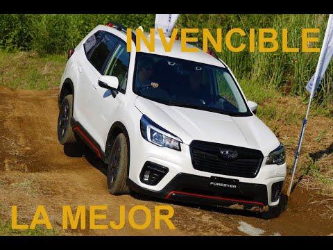 Nuevo Forester 2019 LA BESTIA de Subaru