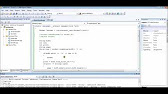 Code Swarm for uWebSockets - YouTube