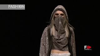 BLAME 080 Barcelona Fashion Fall Winter 2017 by Fashion Channel