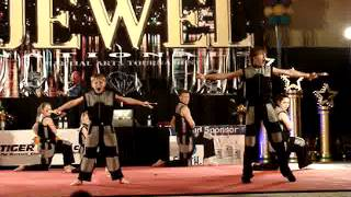 East Weat Martial Arts Demo Team at Pacific Jewel Nationals 2012
