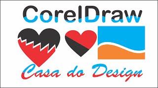 Curso de Corel Draw X8, Corte automático com a ferramenta faca-aula 03