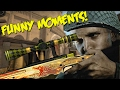 CS:GO FUNNY MOMENTS - SOUVENIR DRAGON LORE HACKS, SNIPER SHOTGUN (FUNNY MOMENTS)