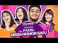 Pengakuan Fadil Pernah Baper Sama Rissa #tellsecret