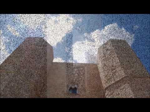 """Castel Del Monte""""Puglia"""""""