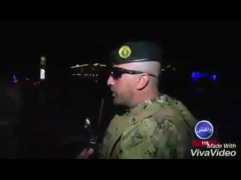 AFGHAN SPECIAL POLICE IN KABUL AFGHANISTAN  /// 2017