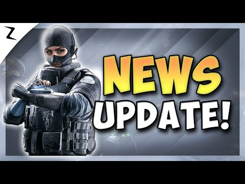 News! Quarantine Update! Cheaters & More! – Rainbow Six Siege