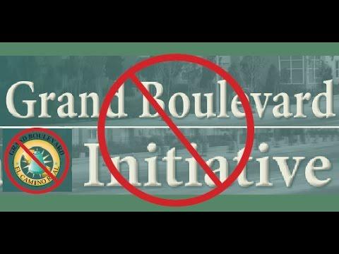 Grand Boulevard Initiative-Presentation to Los Altos City Council Jan 2012