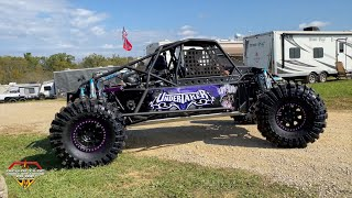 CLAYTON HOLLINGSWORTH IS BACK! IN THE UNDERTAKER HIS NEW IFS / IRS BLOWN LS MONSTER