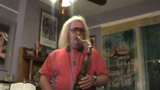Saxgourmet Neck on a Mk VI tenor