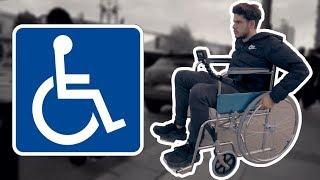 SPEND A DAY WITH THE WHEEL CHAIR