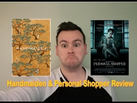 Personal Shopper & The Handmaiden Review: That Movie Guy UK