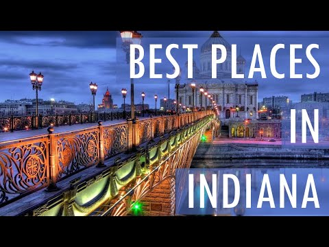 10 Best Travel Destinations in Indiana USA