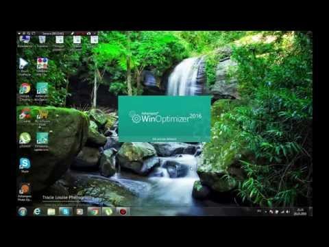 Скачать программу  Ashampoo Winoptimizer 2016