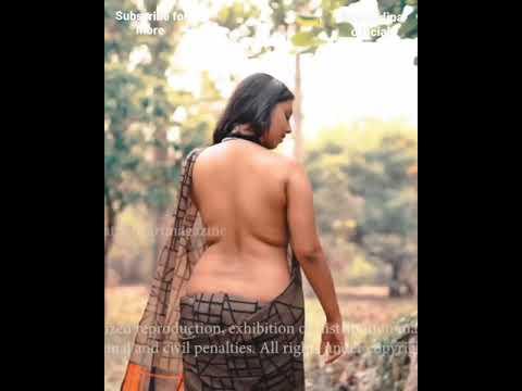 Download Backless Sexy Saree Tiktok Shorts 33