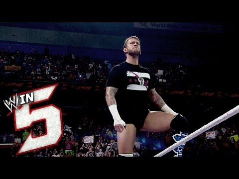 WWE in 5 - Week of October 14, 2013
