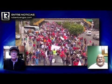 Honduras: caída del sistema, fraude electoral y represión | Padre Melo con Rubén Luengas