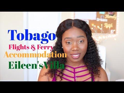 Trinidad Carnival 2018 | Tobago Flights/ Ferry & Accomodation