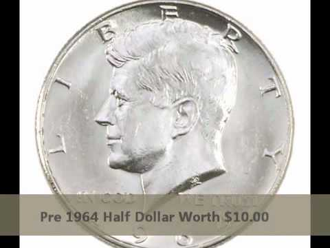 Sell Pre 1964 Silver Coins -ChecknGold.com -800-574-GOLD
