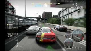 Need For Speed: Shift Gameplay - Part 1 - Audi r8 LMS! [HD]