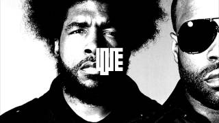 THE ROOTS - DISTORTION TO STATIC (AT EASE REMIX) [HD]