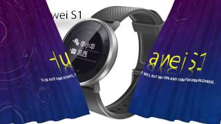 Huawei S1 S1 smart watch review huawei releases affordable watch s1 ✓