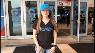 Exploring Marlins Park with Fluent in Food