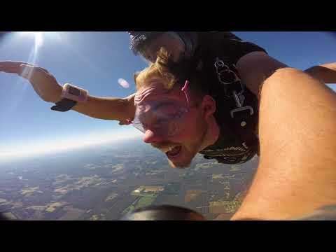 Skydive Tennessee Ryan Fowler