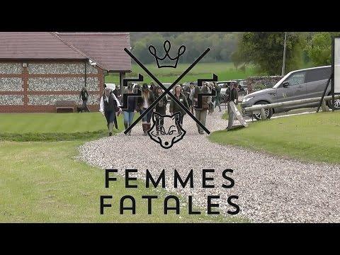 EPISODE 52  THE FEMMES FATALES CUP 2015