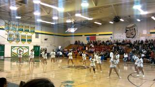 Coachella Valley High School Cheer 2012-2013