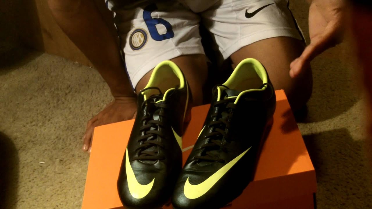 more photos 69998 8e0ba Nike Mercurial Vapor VIII (8) FG Soccer Cleats - Seaweed with Challenge Red  and Volt- Review