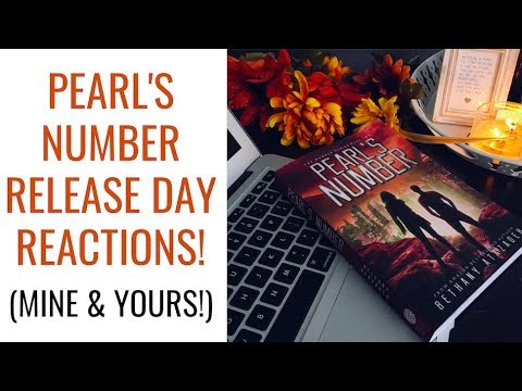 PEARL'S NUMBER RELEASE DAY REACTIONS (MINE & YOURS!)