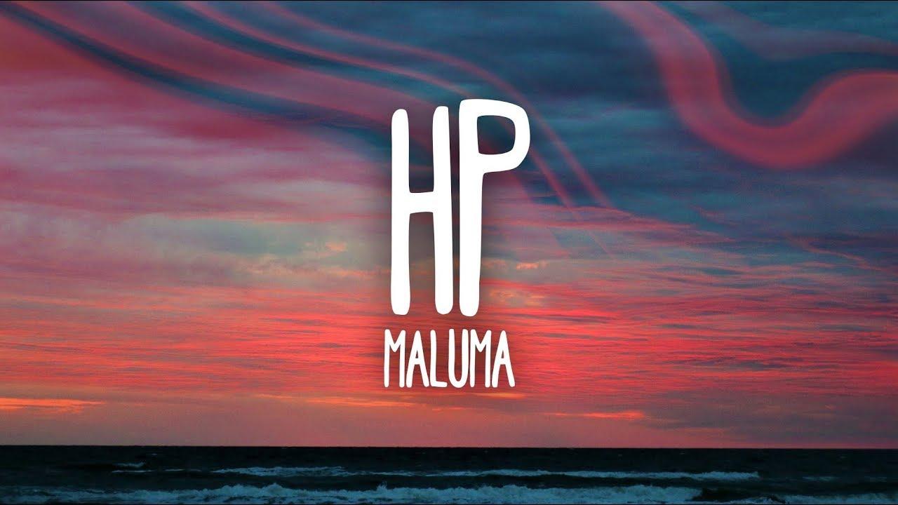 Download Maluma - HP (Letra)